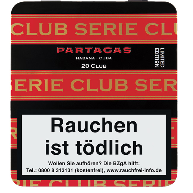 Partagas Serie Club Limited Edition 2019