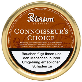 Peterson Connoisseurs Choice