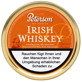 Peterson Irish Mixture (ehemals Whiskey)