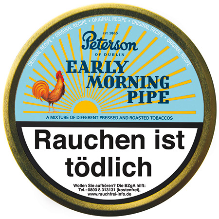 Peterson Pfeifentabak Early Morning Pipe