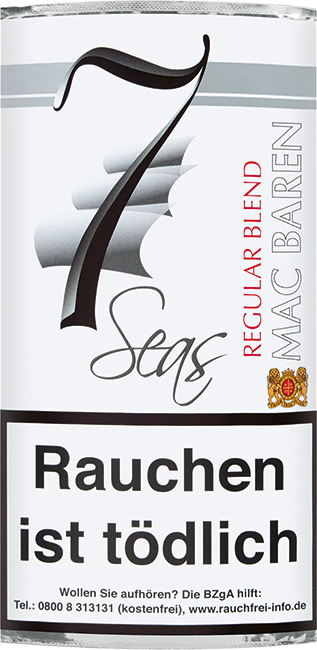 Mac Baren 7 Seas - Regular Blend