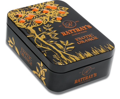Rattrays Artist Collection - Exotic Orange