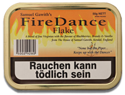 Samuel Gawith Fire Dance Flake