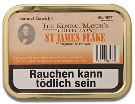 Samuel Gawith St James Flake