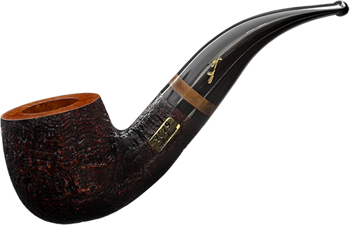 Savinelli Pfeifen Collection 19 Sandblast