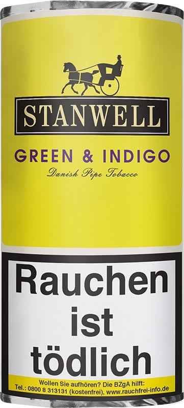 Stanwell Green & Indigo (ehemals Kir & Apple)