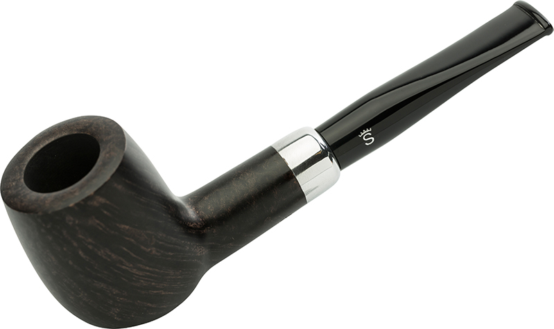 Stanwell Pfeifen Army Mount Black 88