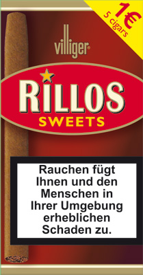 Villiger Rillos - Red (ehemals Sweets)