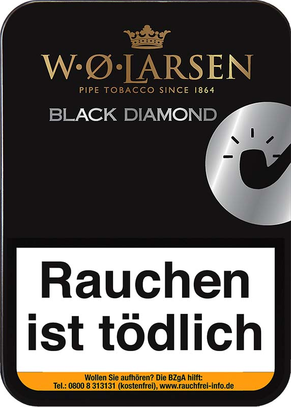W.O.Larsen Black Diamond