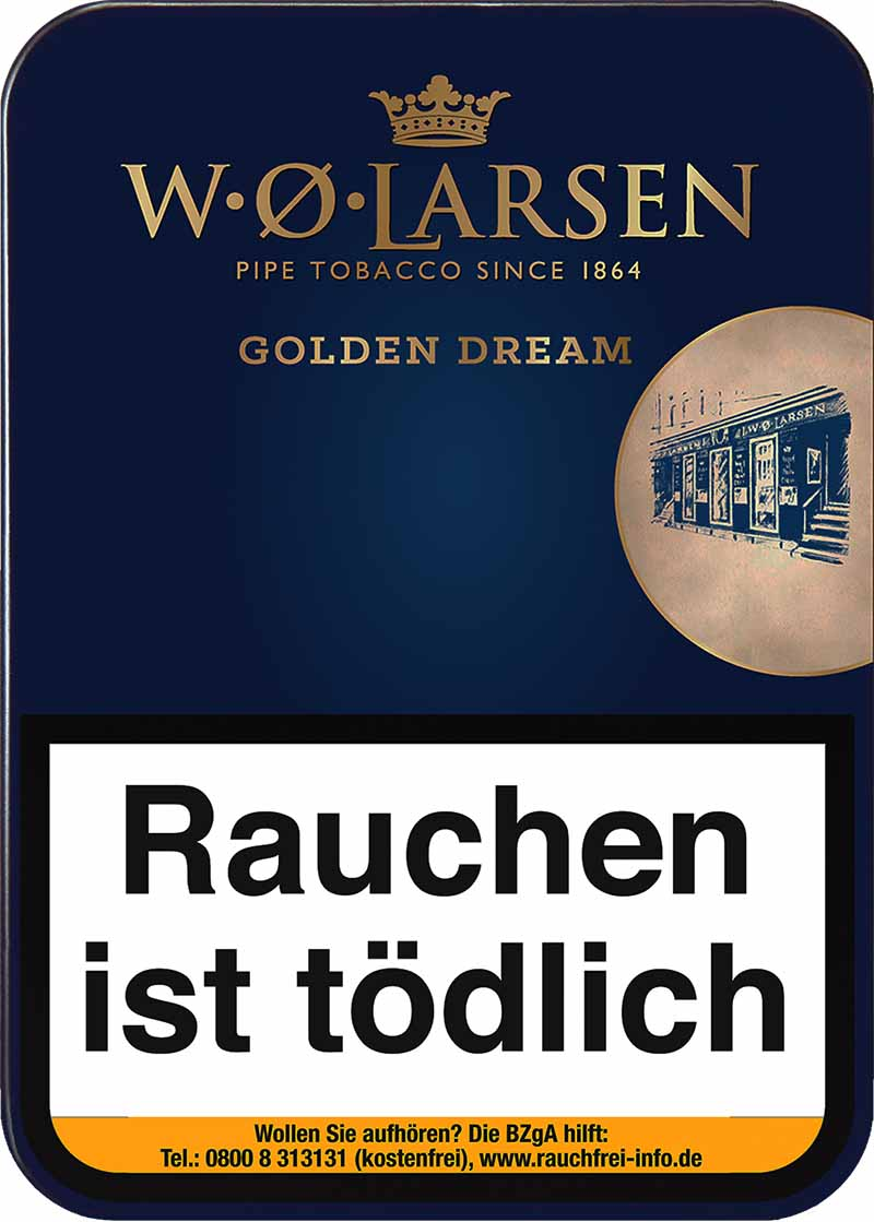 W.O.Larsen Golden Dream