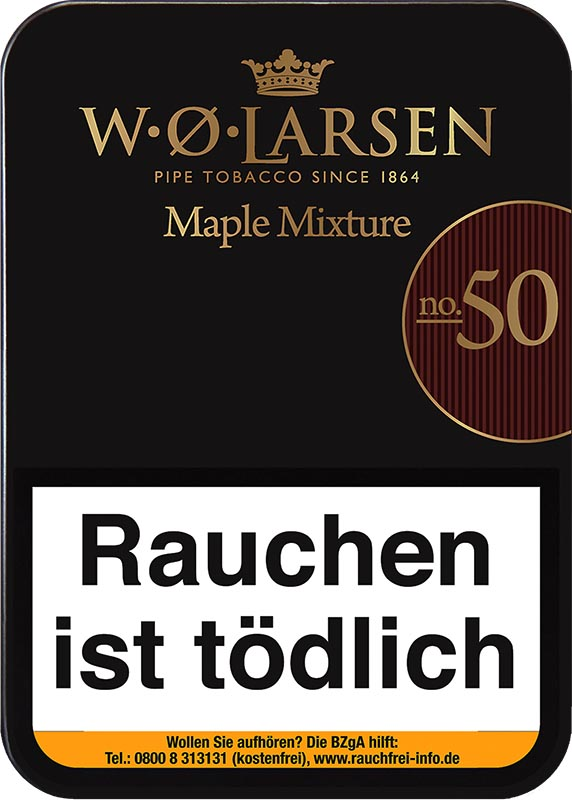 W.O.Larsen Maple Mixture No. 50 (ehemals Sweet Mixture)