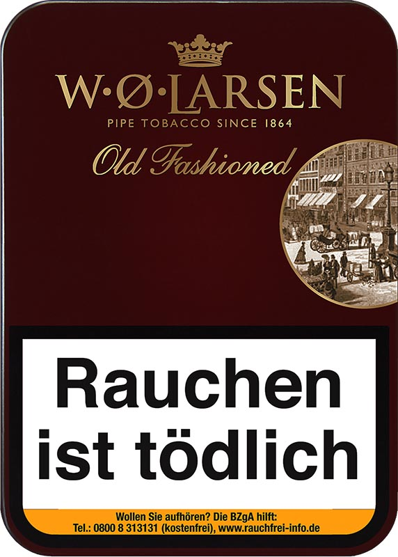 W.O.Larsen Old Fashioned