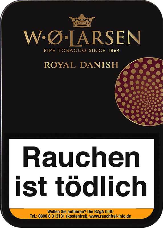 W.O.Larsen Royal Danish