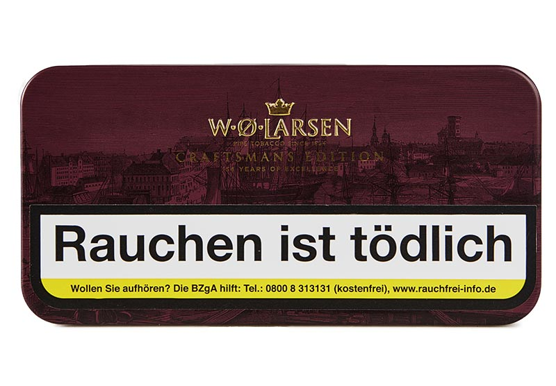 W.O.Larsen Craftsmans Edition 154 Years of Excellence