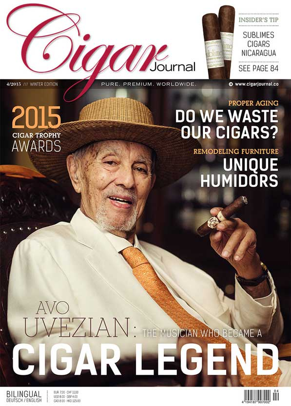 Cigar Journal 2015/04