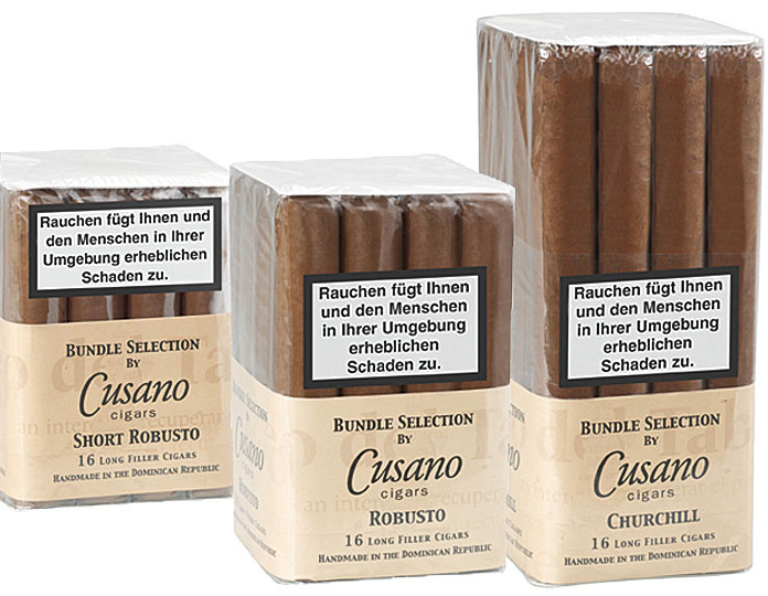 Cusano Bundles Dominican - Churchill