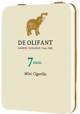 De Olifant Modern Brasil Mini Cigarillo