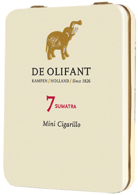 De Olifant Modern Sumatra Mini Cigarillo