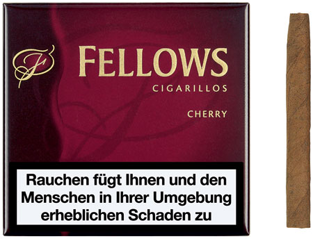 Fellows Cigarillos Dark Red (ehemals Cherry)