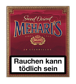 Meharis Red Orient