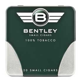 Bentley Cigarillos Small Cigars