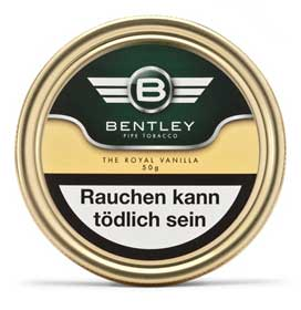 Bentley Classic Tabak - The Royal Gold (ehemals The Royal Vanilla)
