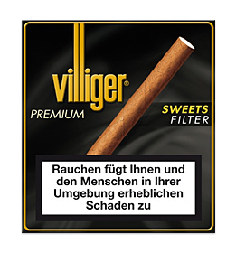 Villiger Premium Black Filter (ehemals Sweets)