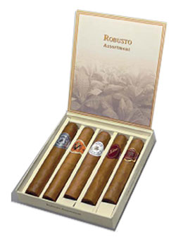 Zigarren Probierpakete: Robusto Assortment