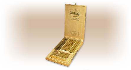 Zigarren Probierpakete: Balmoral Dominican Selection Collection